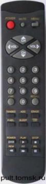 Пульт SAMSUNG 3F14-00038-242